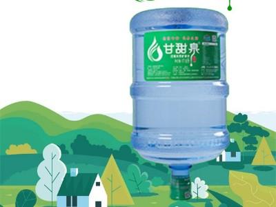 广西贺州甘甜泉矿泉水有限责任公司成立了