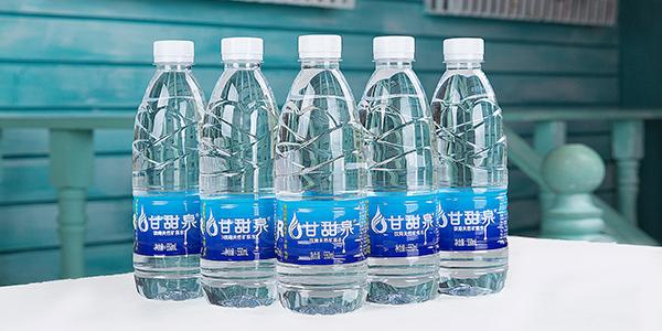 选择瓶装水,让你的旅途保持水分