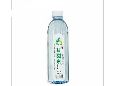 甘甜泉:水~生命之源、百药之王、营养之首!