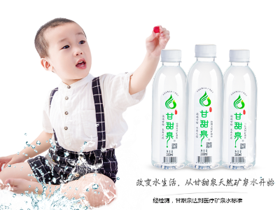 善待生命 从选择喝好水开始!