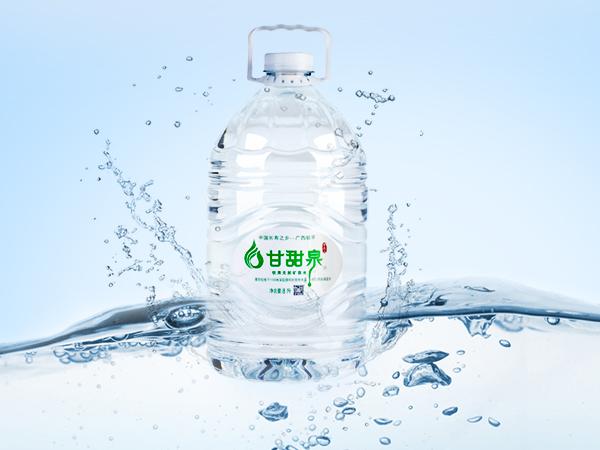 泡茶专用-小桶装天然矿泉水8L/桶