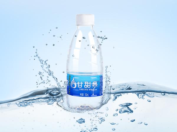 甘甜泉高温天然360ML*24瓶