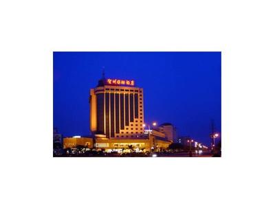 甘甜泉合作客户-贺州市国际大酒店